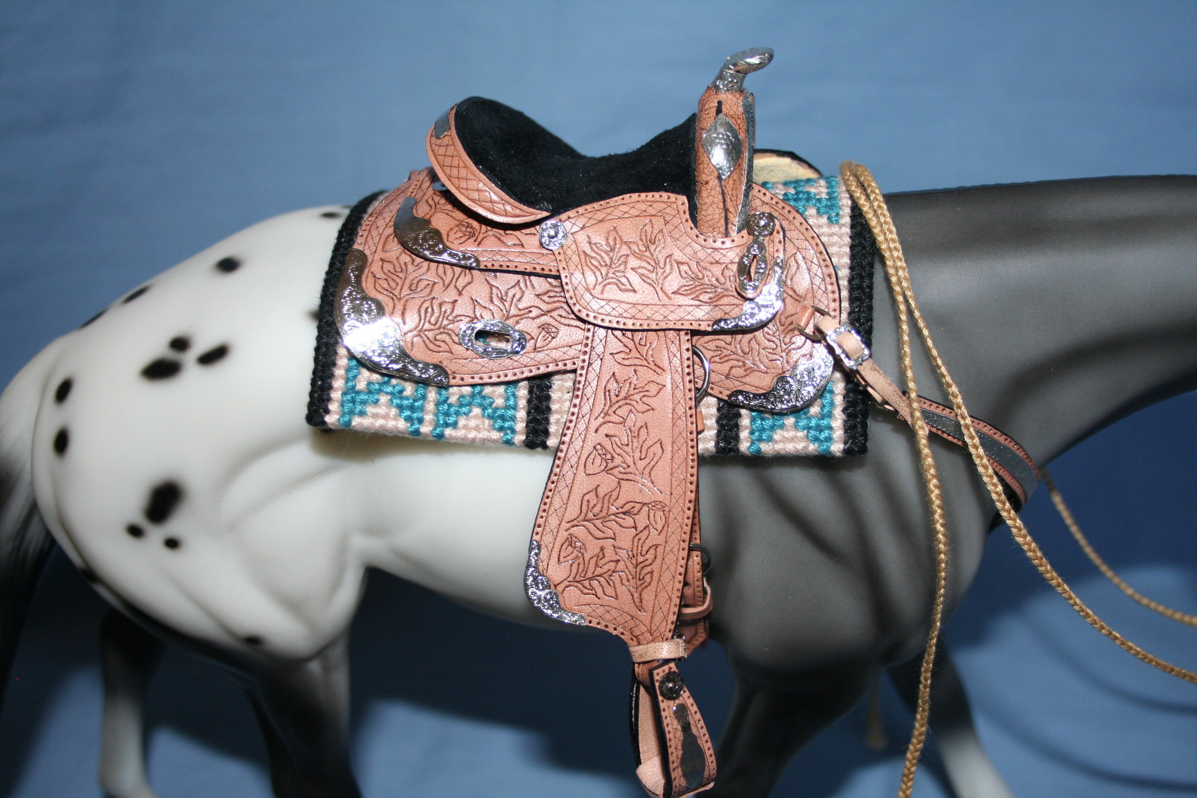 Toy Horse Tack